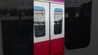 京急1000形1033編成 ドレミファインバータラストラン 団体貸切列車 京急久里浜駅停車中