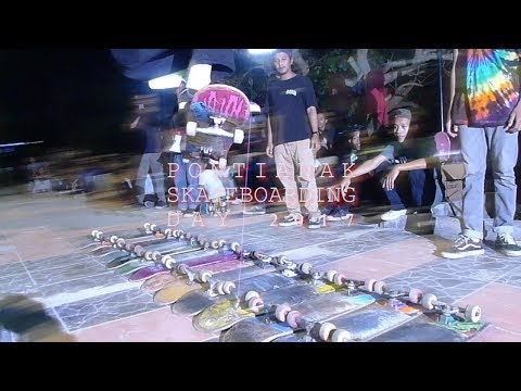 PONTIANAK SKATEBOARDING DAY 2017 ( INDONESIA )