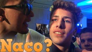 JUANPA ZURITA DIJO QUE SOY NACO!!! Ft. YouTubers (HotSpanish Vlogs)