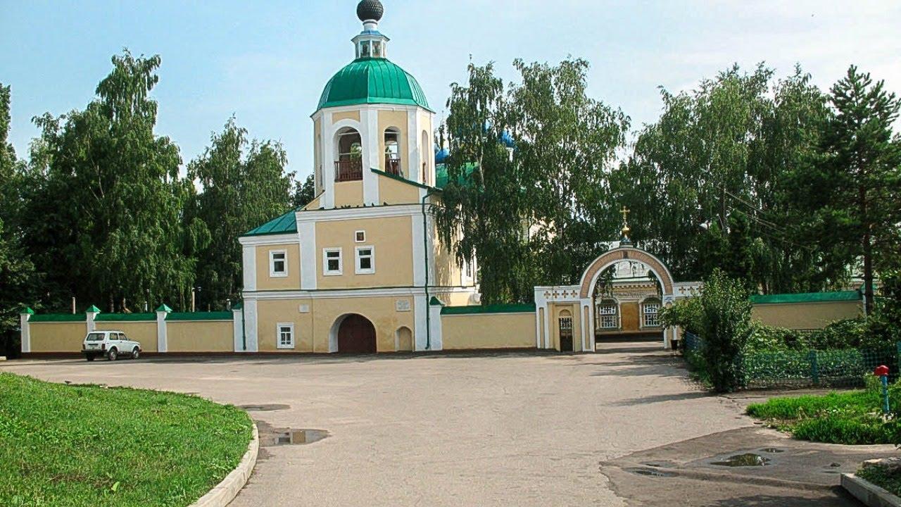 Архиерейская Божественная Литургия. Прямая трансляция из Сергиевского Кафедрального собора г. Ливны