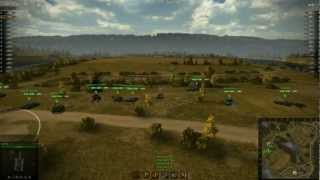 World Of Tanks [SBG] Schweizer Brigade vs [S-_-S] Szwadron Śmierci || Malinovka
