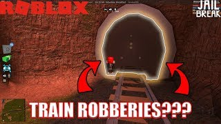 FALL UPDATE! Weather, TRAINS??? and More | Roblox Jailbreak