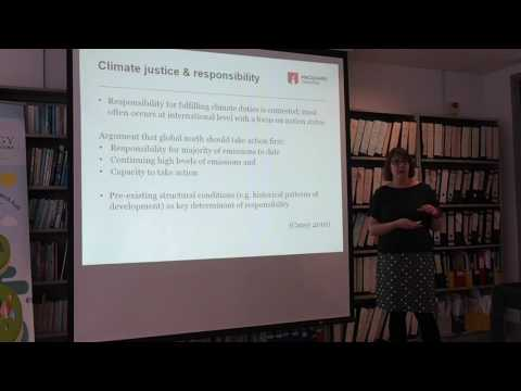 Configuring Responsibility in the City: Justice and Low Carbon Transitions-Hong Kong & Singapore