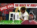 THE VERGE - FAILED PC BUILD REACTION || This is Comedy!!