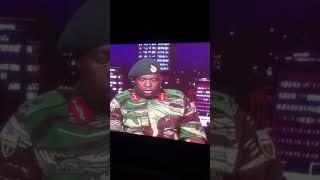 Zimbabwe military pacifying degenerating political situation