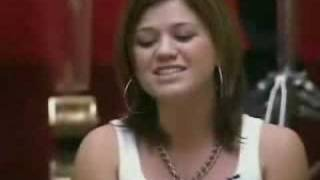 kelly clarkson a moment like this acapella on fame academy
