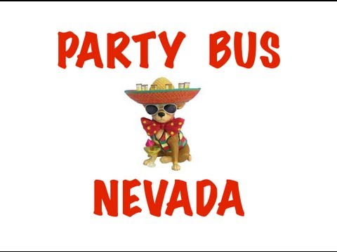 Party Bus Rental in Nevada - Las Vegas, Henderson, Reno, Paradise, Sunrise Manor