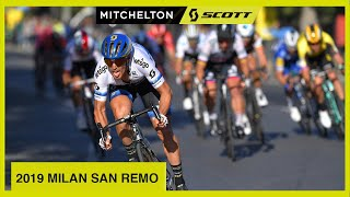TRENTIN FIRES FINAL BULLETS FOR 10th | 2019 MILAN - SAN REMO