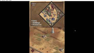 Age of Empires Mythologies DS Campaign Egypt mission 8 hard
