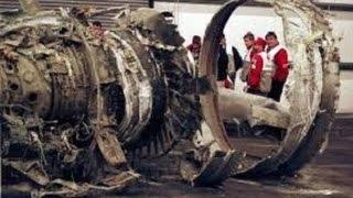 【衝撃】 航空機からの遭難信号その15 エジプト航空990便墜落事故