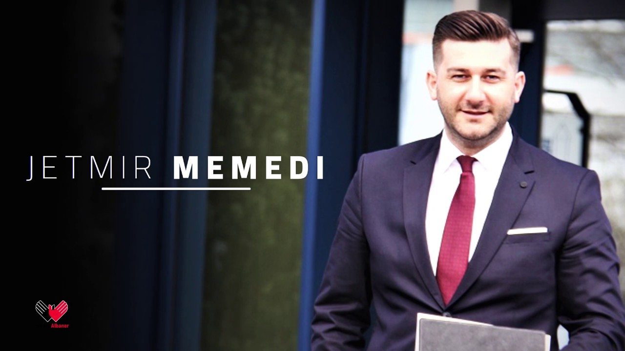 ICH BIN ALBANER - Jetmir Memedi
