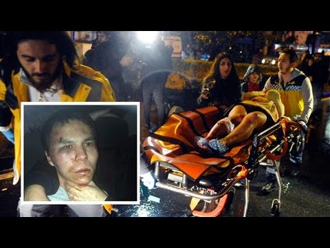Istanbul New Year's Nightclub Attack Suspect Arrested