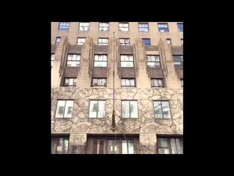 Art Deco Architecture In New York City YouTube