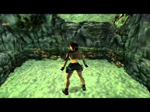 Tomb Raider: Relics of Power: Part 3 (Niveles de autor) Nivel 2: The Shipwreck (1/2)