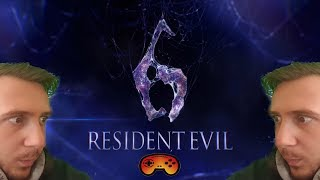Die lustigen Krabbelviecher ^_^ #18 Resident Evil 6 Gameplay German/Deutsch by Teamkrado - Resi 6