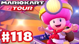 Sunset Tour Week 2! - Mario Kart Tour - Gameplay Part 118 (iOS)
