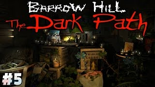 SERVICE STATION - Barrow Hill: The Dark Path Part 5 | Walkthrough Gameplay | PC Game Let