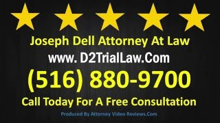 Joseph Dell Personal Injury Attorney Review