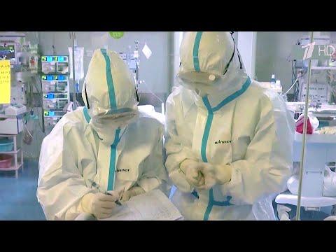 Число погибших от нового коронавируса увеличилось до 132 человек.
