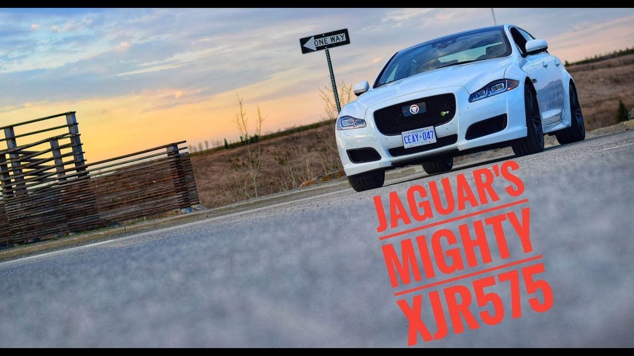 2018 Jaguar XJR 575 Test Drive Review