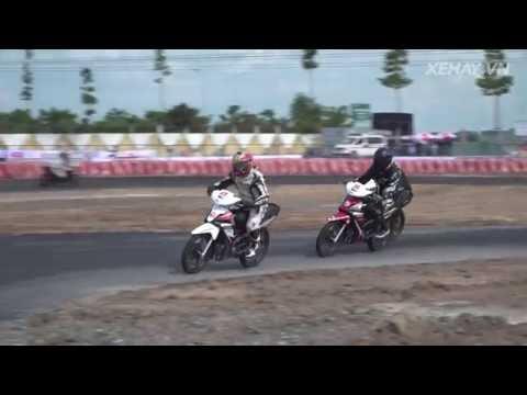[XEHAY.VN] Sôi động Giải đua Honda Bình Dương