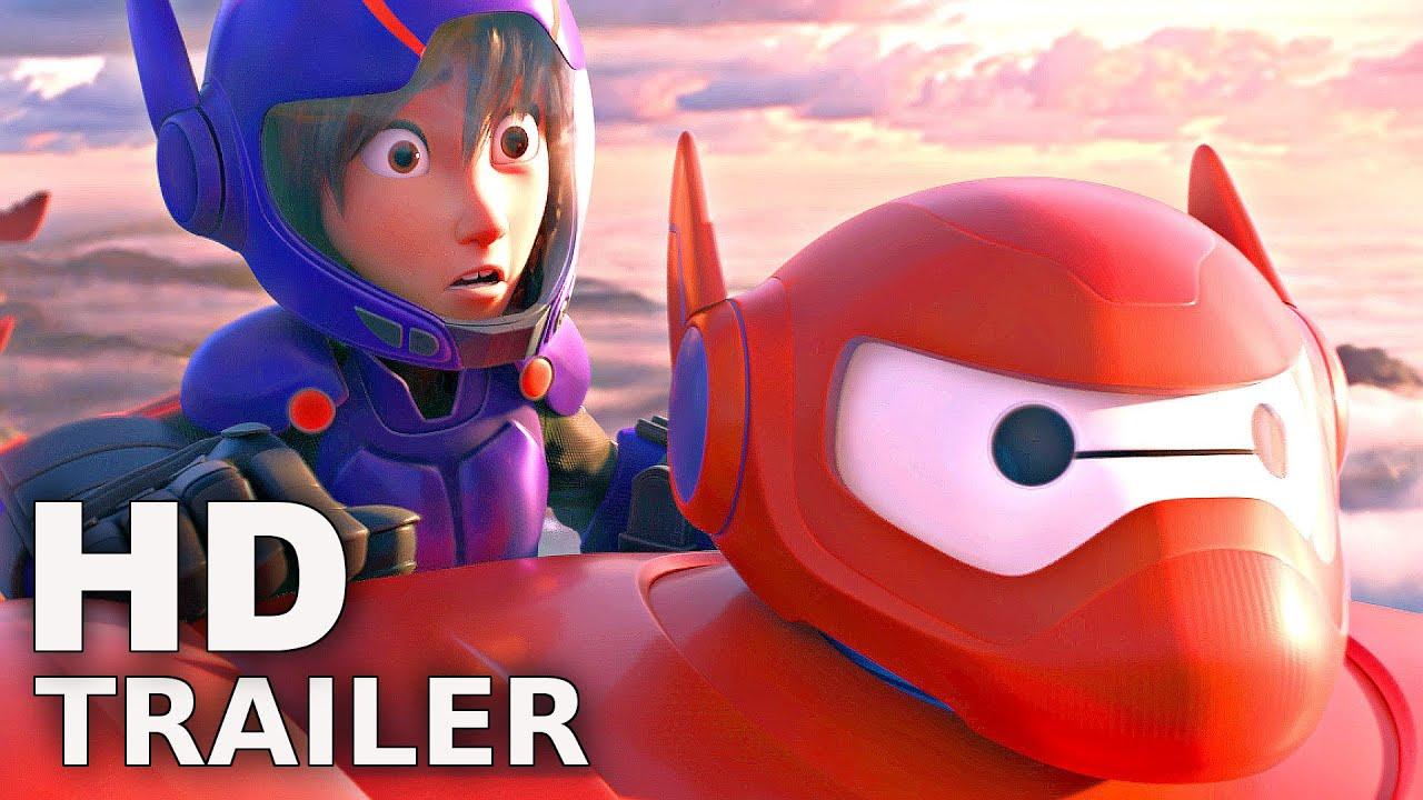 Baymax Trailer