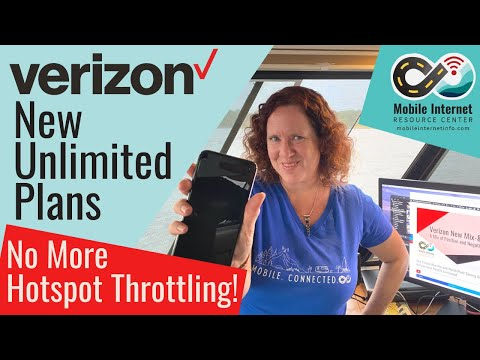 Understanding Verizon's New Unlimited Plans: Get, Play & Do More