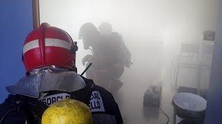 Simulacro evacuación