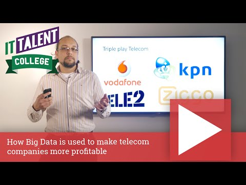 How Big Data is used to make telecom companies more profitable