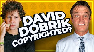 DAVID DOBRIK Fair Use Reaction GAME!!! - Are You Smarter Than Your YouTube Lawyer???