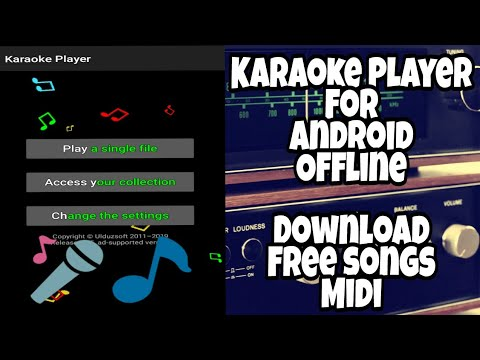 karaoke-offline-for-android-and-download-songs-midi-for-free