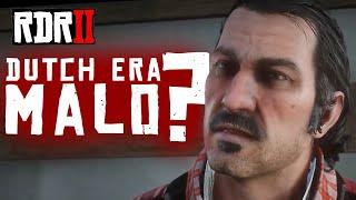 Red Dead Redemption 2 - DUTCH ES UN ANTAGONISTA? - Rdr 2 Curiosidades