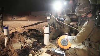 إسرائيل تقول إنها اكتشفت ودمرت نفقاً حفرته حماس عبر الحدود…