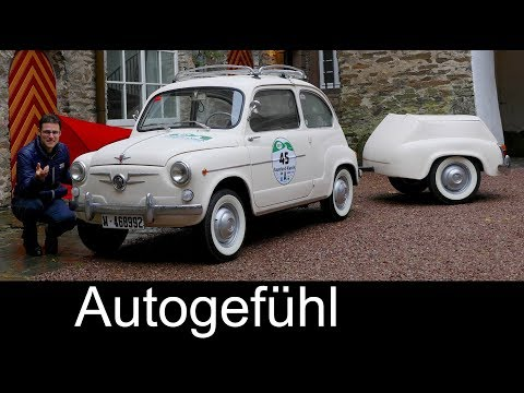The vintage Spanish bestseller: Seat 600 D FULL REVIEW feature - Autogefühl