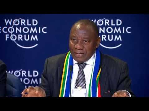 Press Conference: A New Direction for South Africa
