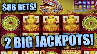 2 Big Jackpots! ★ 88 Fortunes ★ $88 Max Bet ➜ Massive Wins!