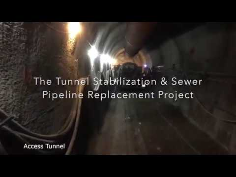 Tunnel Project News // September Construction Update