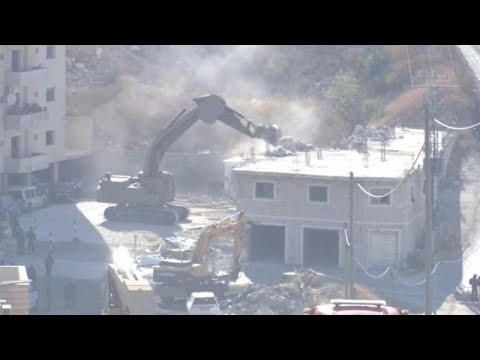 شاهد: السلطات الإسرائيلية تزيد من وتيرة هدم منازل الفلسطينيين في القدس الشرقية بنسبة 44%…  - نشر قبل 4 ساعة
