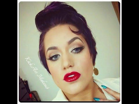 1950s Makeup Tutorial