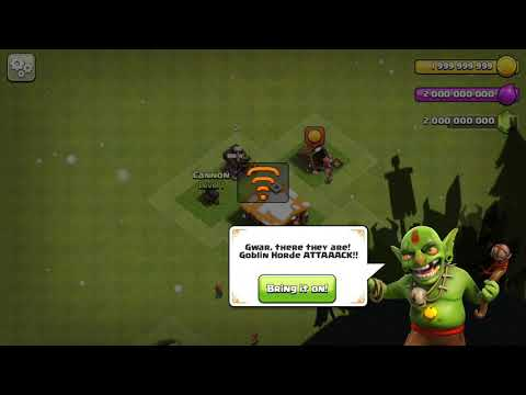 Clash of Clans MOD Unlimited Gold/Gems/Elixir