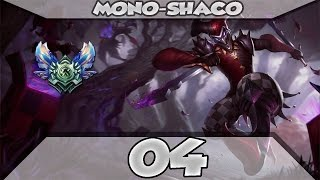 Road To DIAMOND MONO SHACO#4 MLMLM