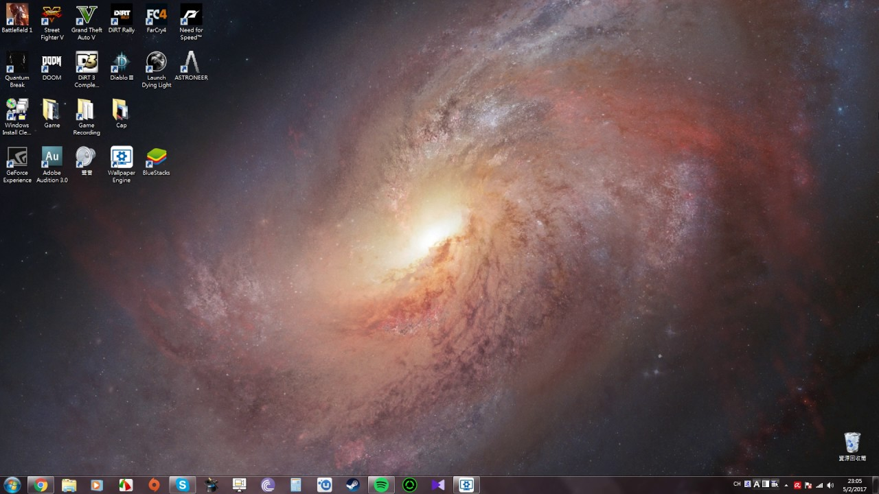 Wallpaper engine deep space youtube - Deep space 3 wallpaper engine ...
