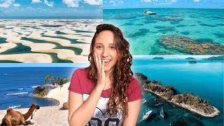TOP 7 INCREDIBLE PLACES TO VISIT IN BRAZIL: Where should I spend my vacation?