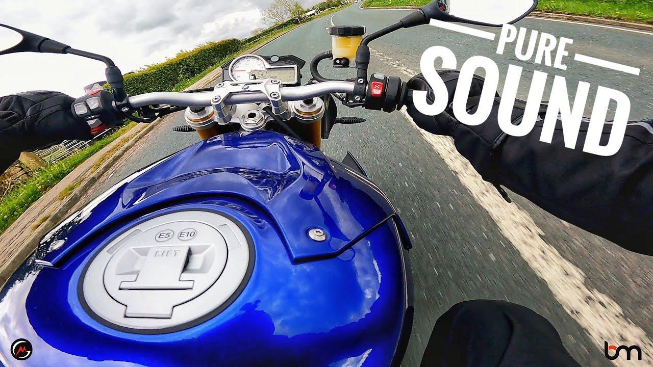BMW S1000R Sport | Pure Sound