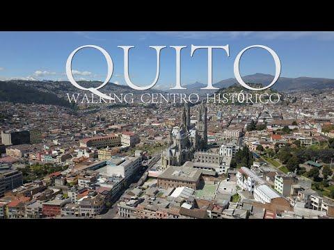 QUITO ECUADOR 2018, PART 2, WALKING IN QUITO, Historic Centre of Quito