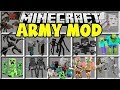 Minecraft ARMY MOD | MAKE ANY MINECRAFT MOB FIGHT FOR YOU!!