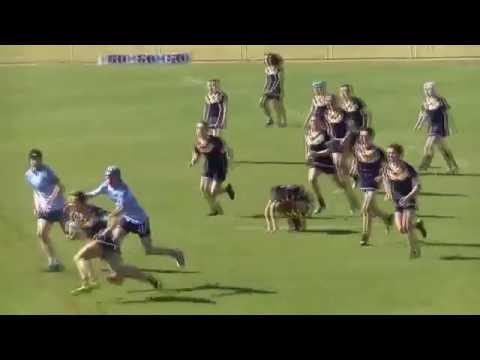 2016 Country Cup U15 COUNTRY CUP FINAL – Red Bend CC, Forbes vs Brisbane Waters Secondary College