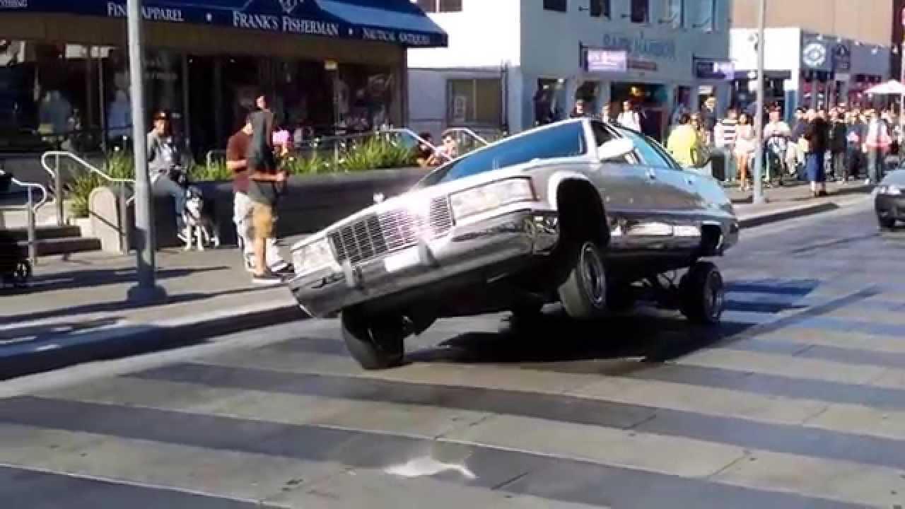 Cars With Hydraulics: Hydraulic Car In San Francisco