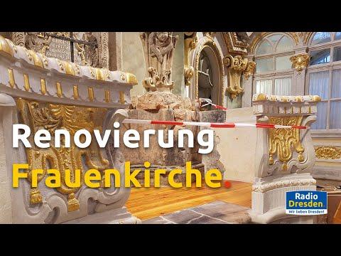 Radio Dresden - Renovierung Frauenkirche