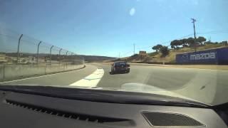 David Block - Laguna Seca SCCA Race June 2013 - Porsche 997